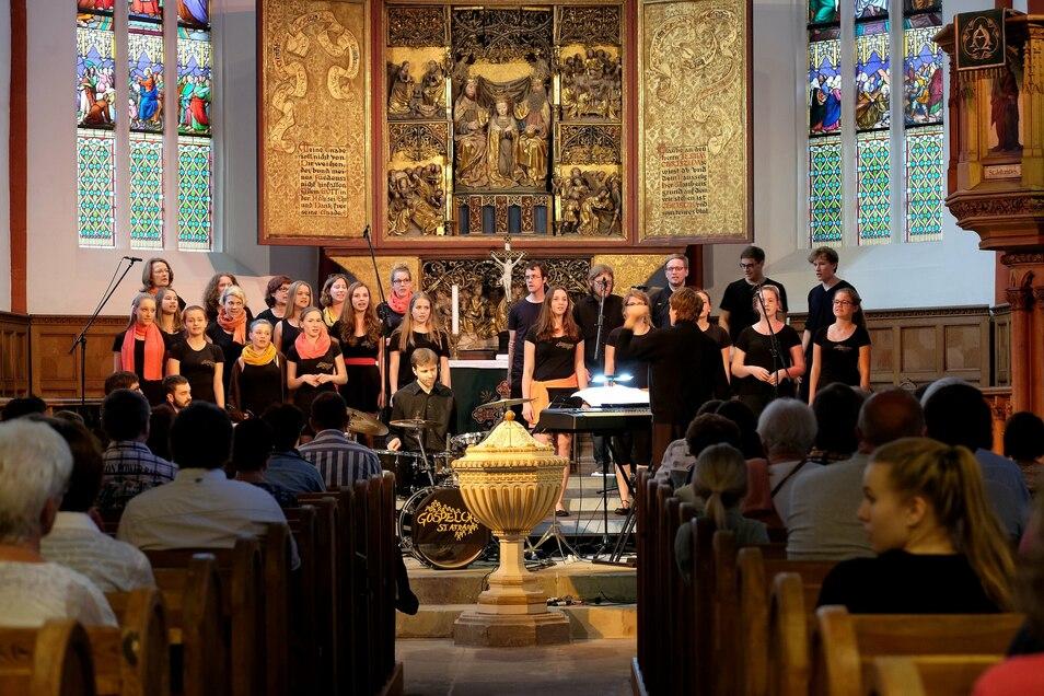 Chor in der Frauenkirche
