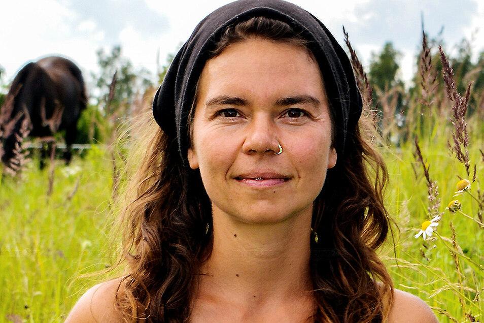Steffi Thomas ist für die Partei für Arbeit, Rechtsstaat, Tierschutz, Elitenförderung und basisdemokratische Initiative im Rennen.