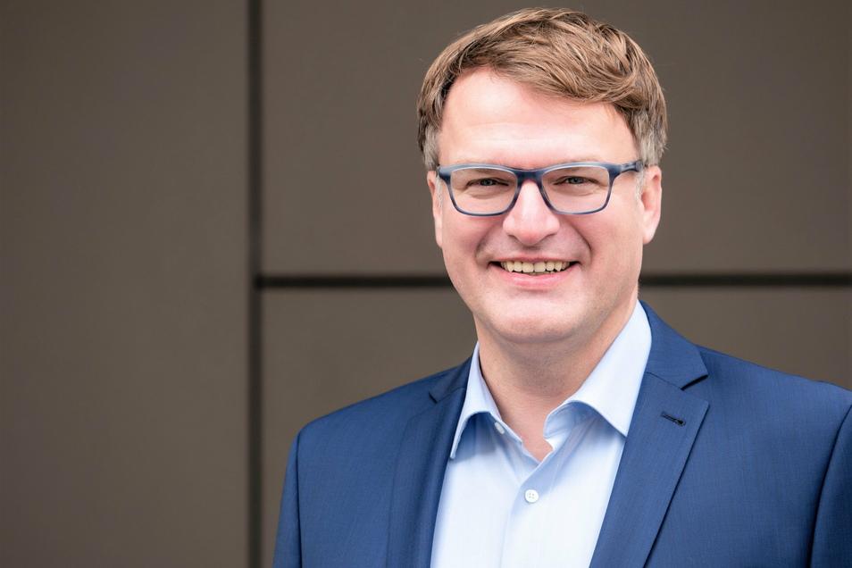 Der Pirnaer Stadtrat André Liebscher: Er arbeitet künftig als fraktionsloser Abgeordneter.