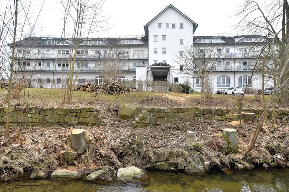 Das Pflegezentrum in Neusalza-Spremberg steht unter Quarantäne.