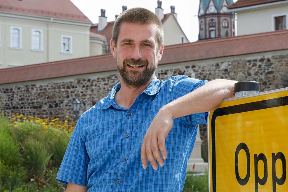Matthias Reuter ist als Pflegekoordinator im Landkreis Ansprechpartner für die Senioren- und Pflegeheime im Landkreis.