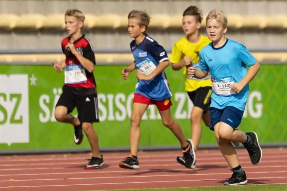 Im vorigen Jahr ging der Lauf mit Herz im Stadion Müllerwiese über die Bühne. Ob es diesmal wieder so wird, entscheidet sich im August.