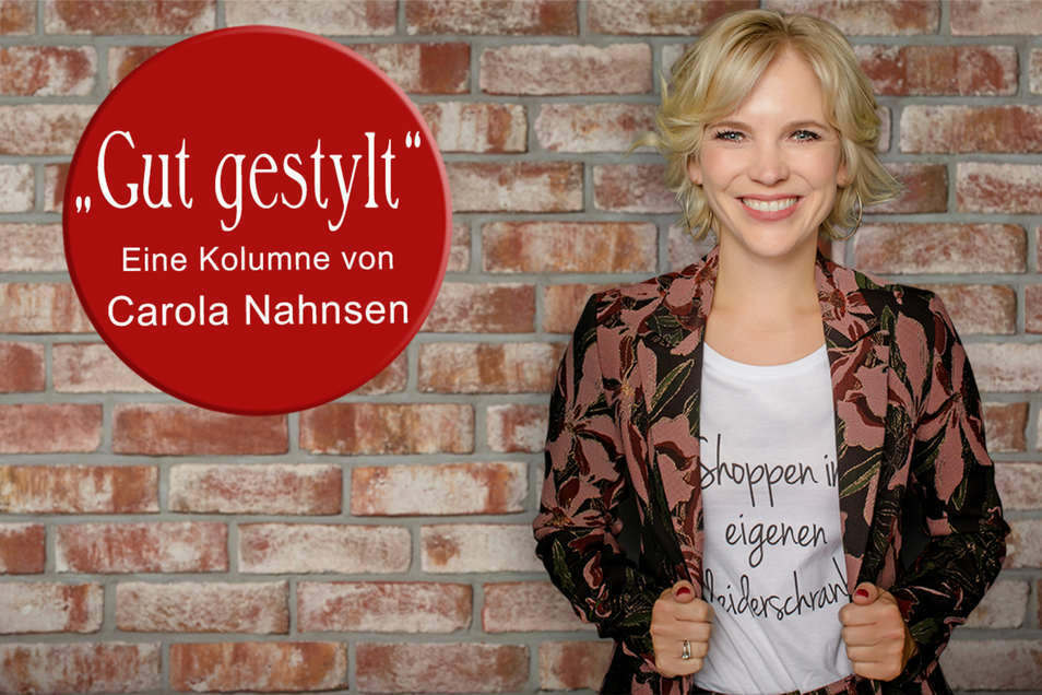 Carola Nahnsen ist Stil- und Imageberaterin.