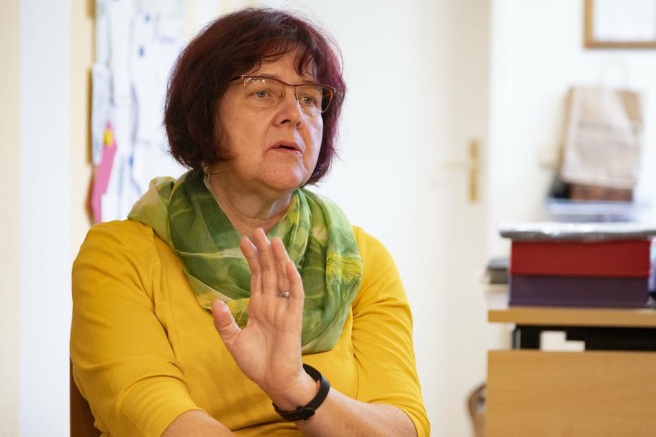 Gerlinde Franke arbeitet seit vielen Jahren als Notfallseelsorgerin. Die Corona-Krise stelle aus ihrer Sicht für viele Menschen eine große psychische Herausforderung dar.
