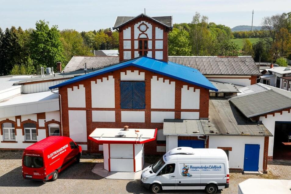 Bis 2020 wurde das Schlachthofgelände von der Edelfisch GmbH genutzt.
