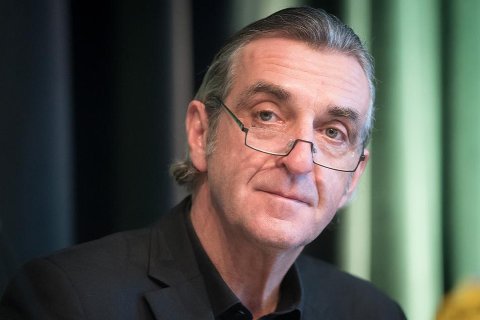 Ralf Minge, Sport-Geschäftsführer Dynamo Dresden