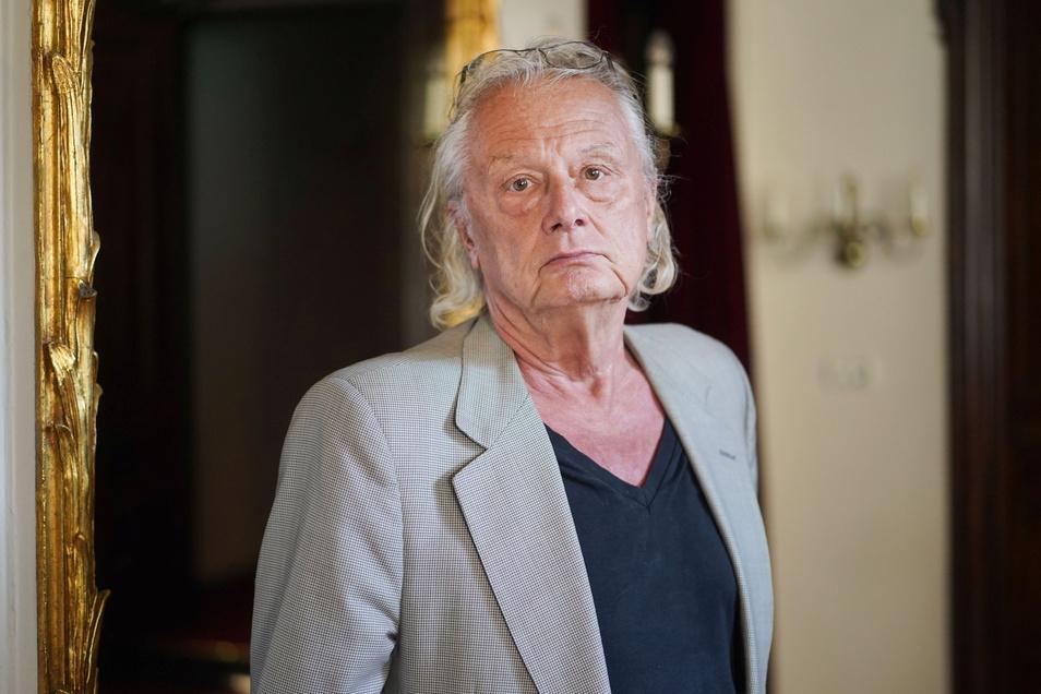 """Frank Castorf wird in Dresden """"Wallenstein"""" inszenieren."""