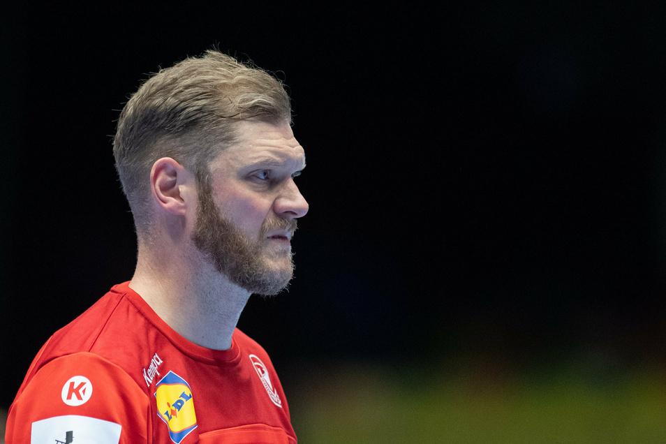 """""""Für mich unerklärlich"""":: Handball-Nationaltorhüter Johannes Bitter wurde positiv auf das Coronavirus getestet."""