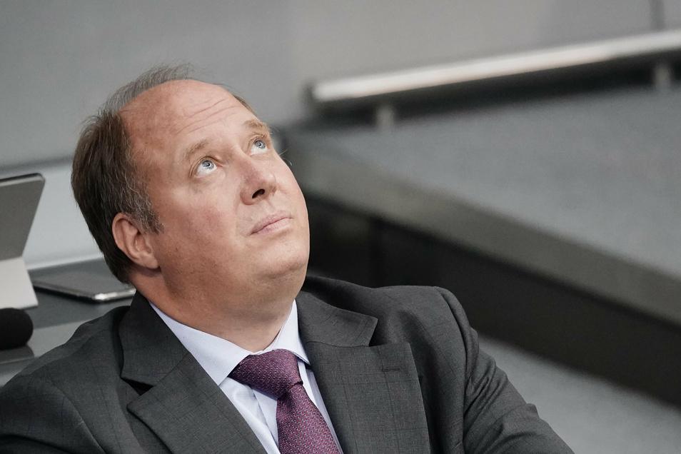 Helge Braun (CDU), Staatssekretär und Chef des Bundeskanzleramtes.
