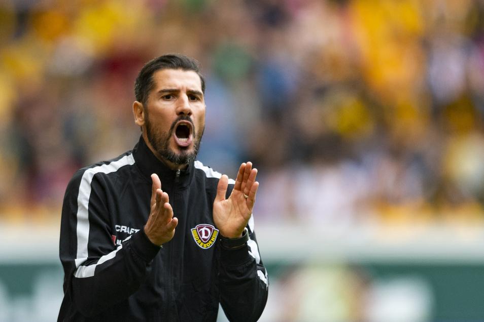 Im August 2018 hatte Cristian Fiel Dynamo bereits als Interimstrainer übernommen.