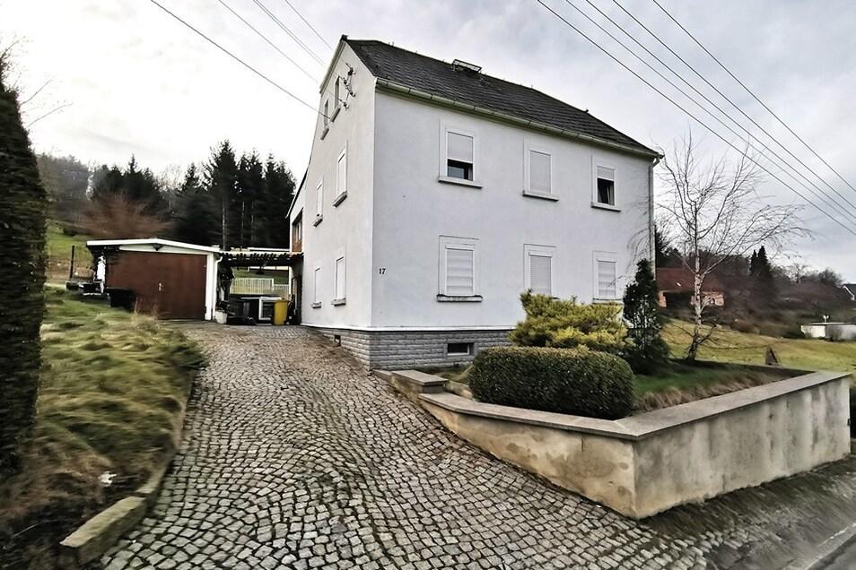 Einfamilienhaus in Steina / Mindestgebot 29.000 Euro