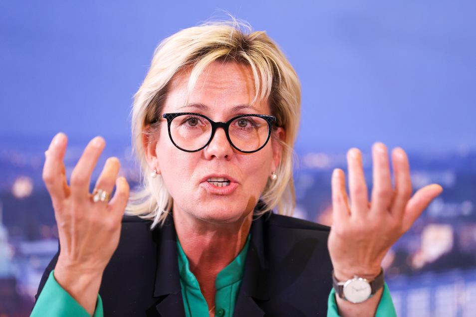 """""""Wenn Chemnitz Kulturhauptstadt wird, wird Sachsen Kulturhauptstadt"""": Kulturministerin Barbara Klepsch (CDU)"""