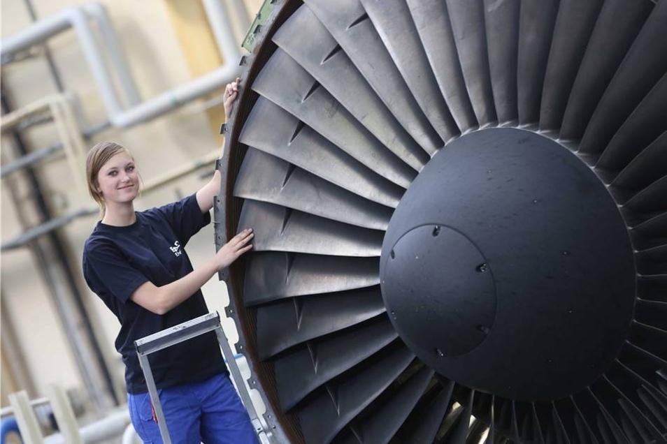 Elbe Flugzeugwerke: 1300 Mitarbeiter