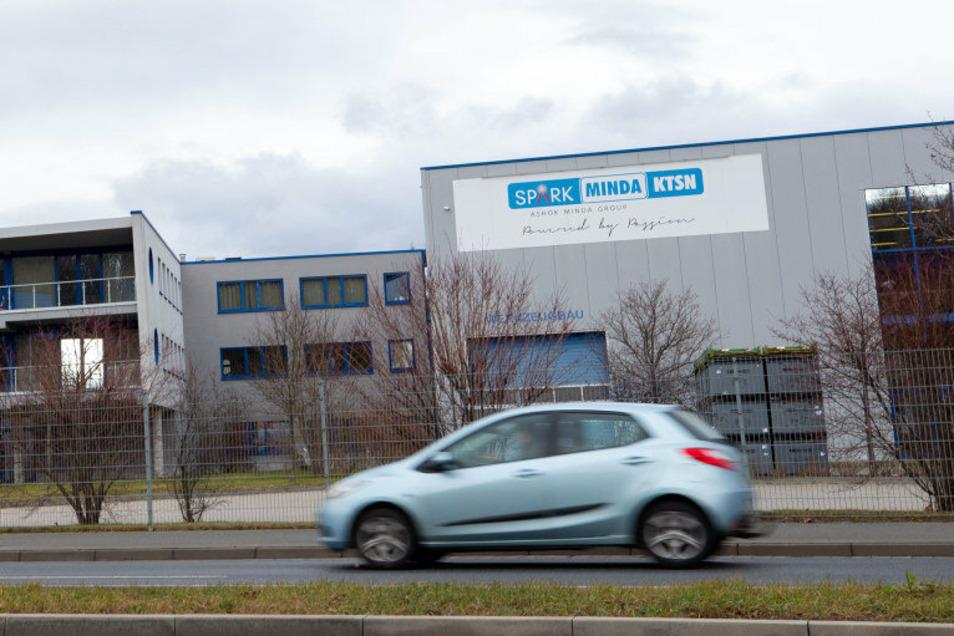 Seit 2007 unter indischer Führung und künftig? Die Pirnaer Kunststofftechnik-Firma KTSN.