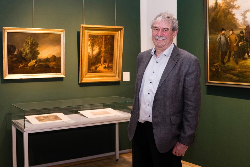 Markus Bauer war der erste Direktor des Schlesischen Museums. Nun geht der 65-Jährige in den Ruhestand.