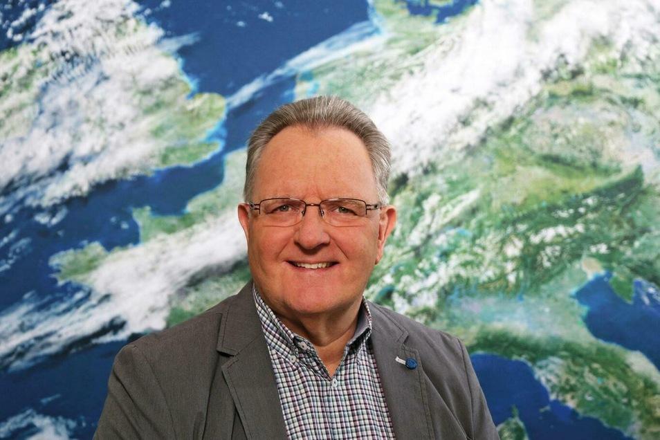 Andreas Friedrich ist Meteorologe und Tornado-Experte beim Deutschen Wetterdienst (DWD).