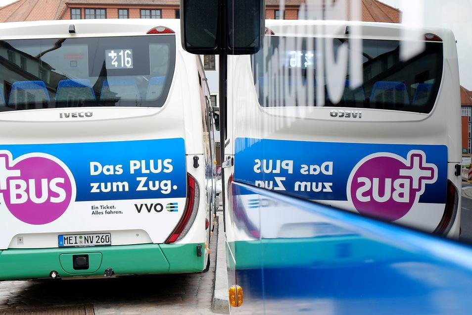 Plusbus heißt eines der Angebote, mit dem der öffentliche Nahverkehr in Sachsen attraktiver werden soll. Doch zwischen Ausgaben und Einnahmen klafft zunehmend eine Lücke.