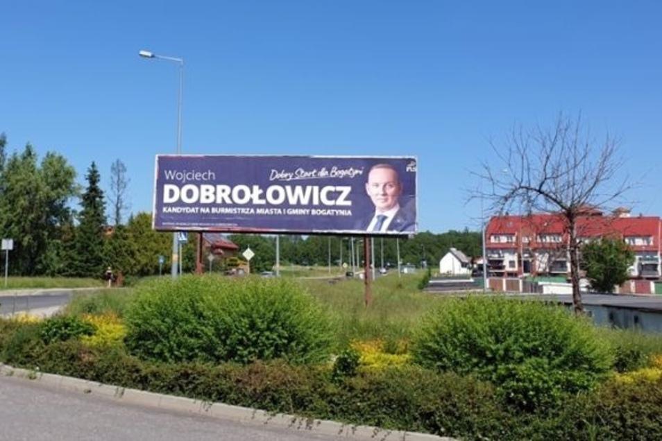 Bei der Wahl hat Wojciech Dobrołowicz 3.884 Stimmen erhalten, sein Gegner Ireneusz Kropidłowski 2.151.