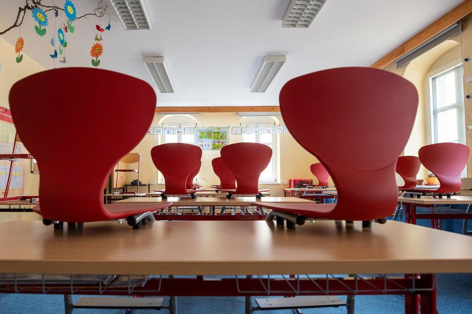 Die Grundschule in Königstein wechselt ab Montag wieder in den eingeschränkten Regelbetrieb.