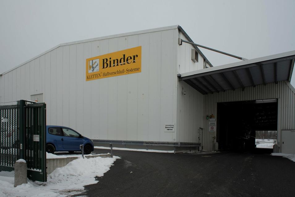 Die Firma Binder will Flächen im Gewerbegebiet Bretnig von der Stadt Großröhrsdorf kaufen.