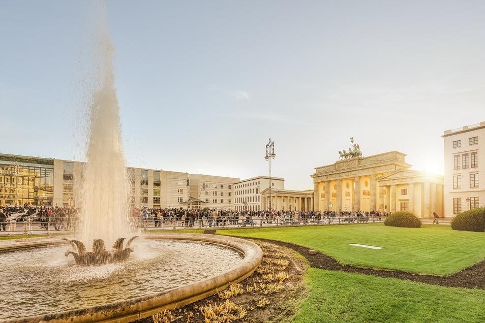 Ein Besuch des Regierungsviertels gehört bei einer Reise nach Berlin einfach dazu.
