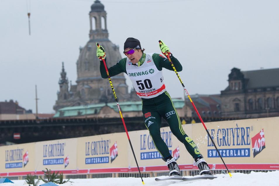 Der Skilanglauf-Weltcup findet am 19. und 20. Dezember in Dresden ohne Zuschauer statt.