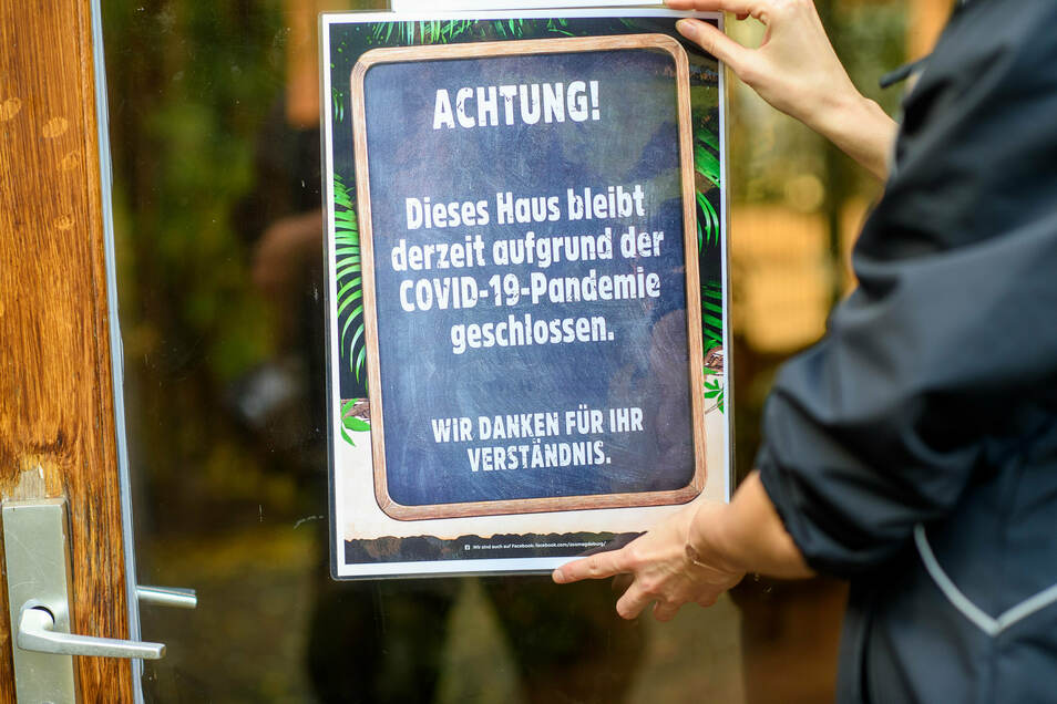 Mit dem Geld aus dem Coronahilfsfonds unterstützt Sachsen unter anderem Unternehmen im Freistaat.
