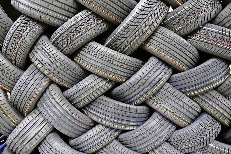 Das Riesaer Reifenwerk ist für seine hochwertigen PKW-Reifen bekannt. Auf die hatte es eine Bande von Dieben abgesehen.