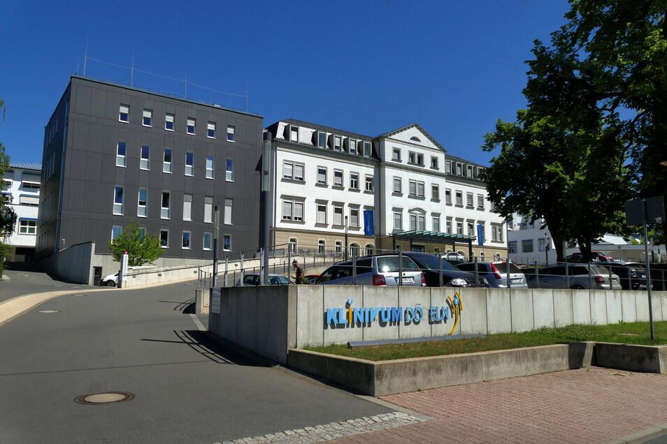Zurzeit gibt es im Klinikum Döbelner 13 Betten auf der intensivtherapeuthischen Station.