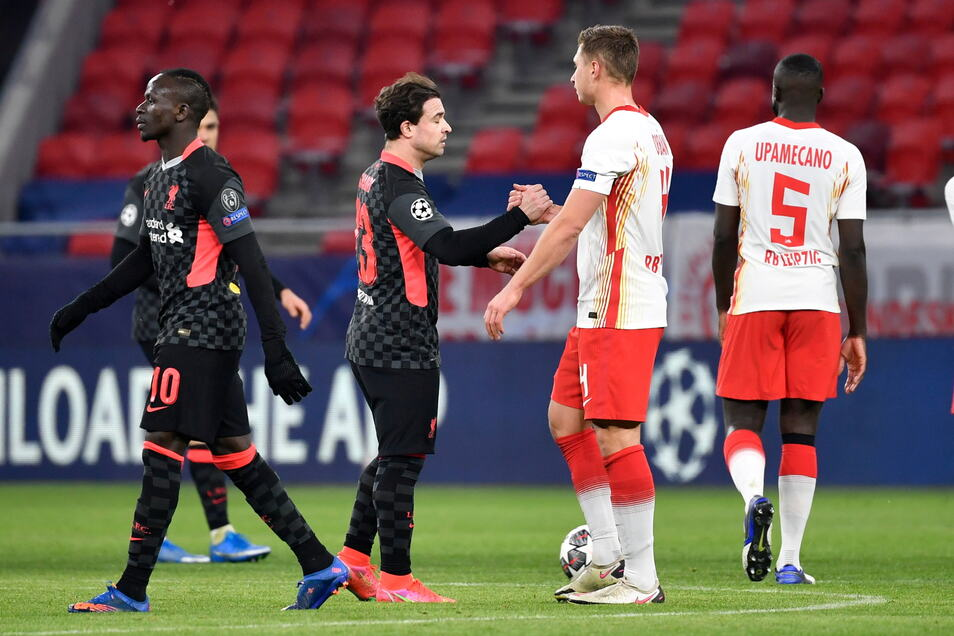 Schon das Hinspiel im Achtelfinale der Champions League gegen den FC Liverpool bestritt RB Leipzig in Budapest. Nun geht es zum Rückspiel wieder in die ungarische Hauptstadt.