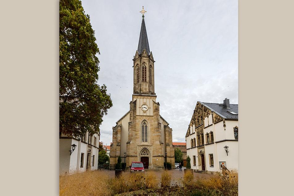 Die katholische Kirchgemeinde in Pirna gedenkt am Sonntag der Corona-Toten.