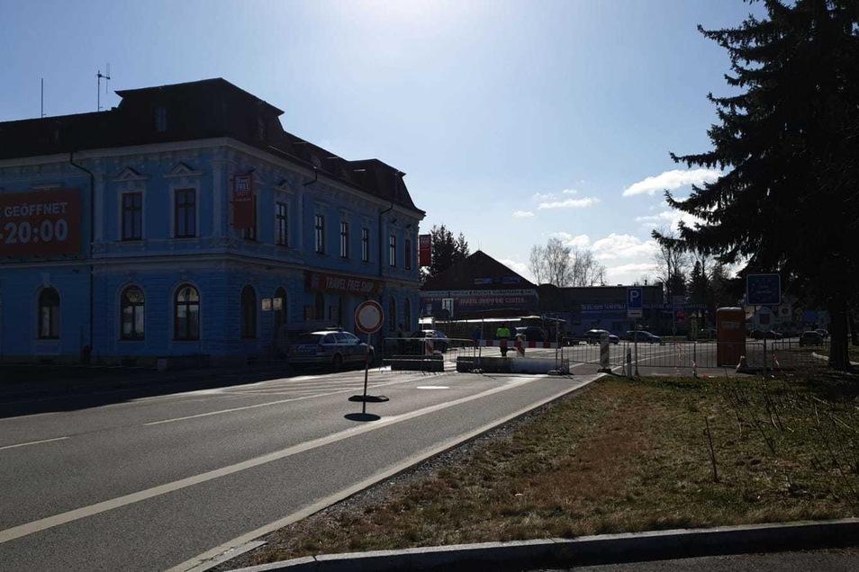 Grenzübergang Seifhennersdorf/Varnsdorf