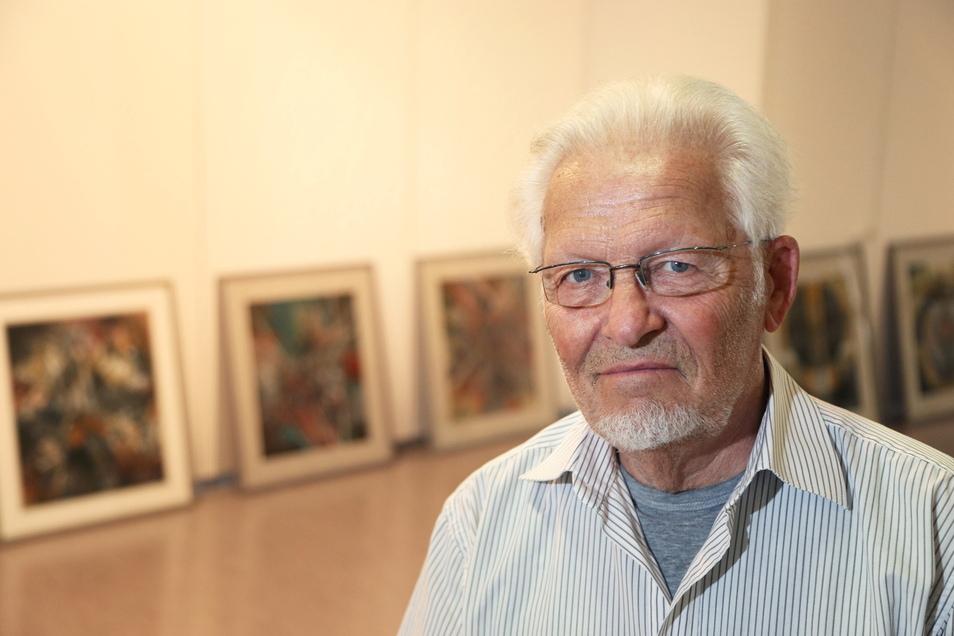 2018 bereitete Wolfgang Bochnia im Riesaer Stadtmuseum eine große Ausstellung aus Anlass seines 80. Geburtstags vor.