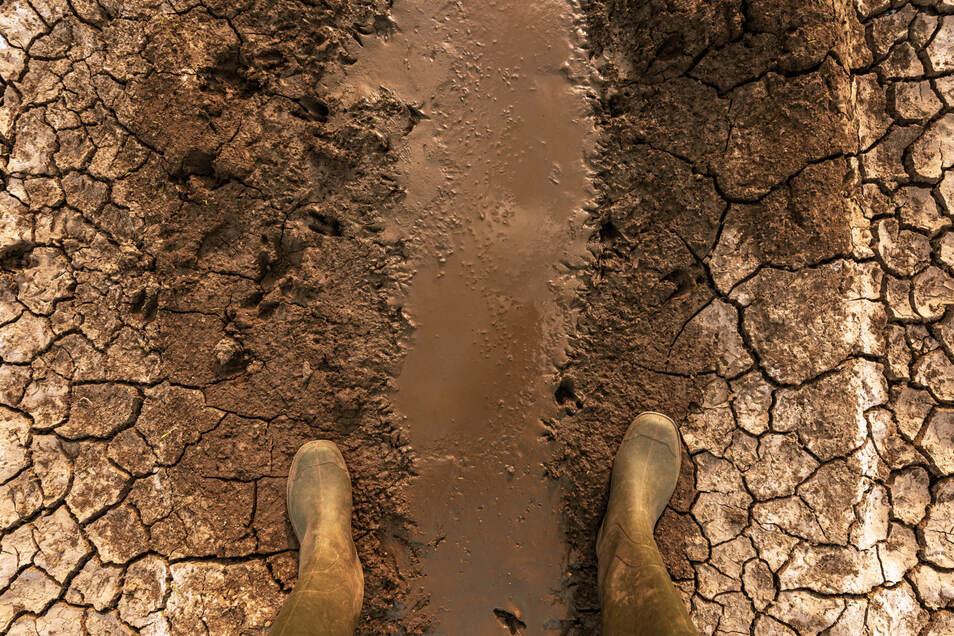 In vielen Regionen der Erde, auch in Teilen Europas, trocknen die Flüsse aus. Andernorts kämpfen Menschen aufgrund von Überschwemmungen um ihr Überleben.
