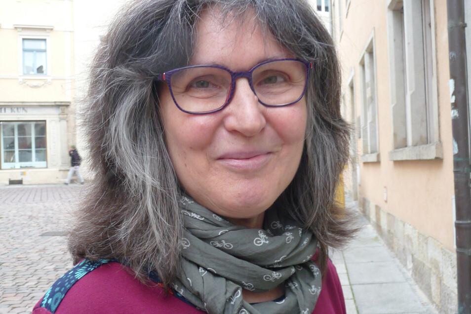 Dagmar Mohn, Leiterin der Suchtberatungs- und Behandlungsstelle der Diakonie in Pirna.