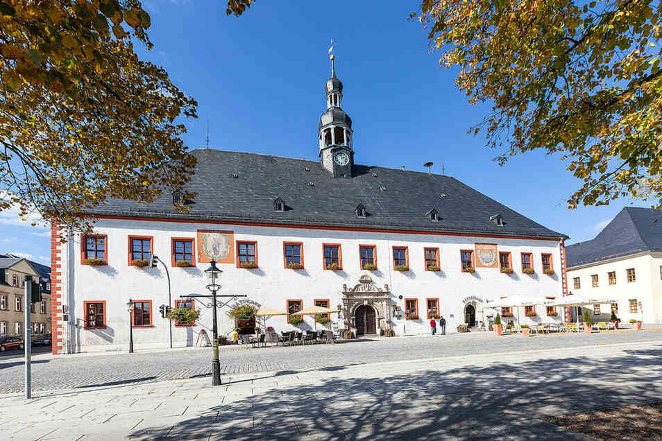 """11. Historische Altstadt Marienberg 1 """"Rathaus"""""""