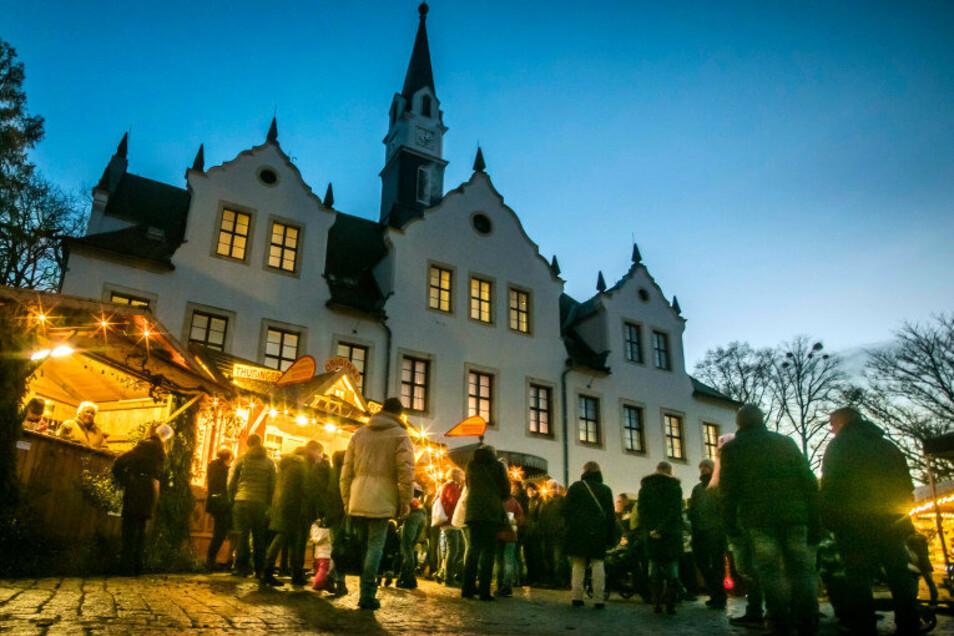 Keine Weihnachtsstimmung in diesem Jahr: Der Schlossadvent fällt definitiv aus.