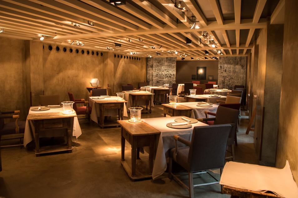 """Bayern hat zwölf Zwei-Sterne-Restaurants, unter anderem das Restaurant """"Atelier"""" im Hotel """"Bayerischer Hof""""."""