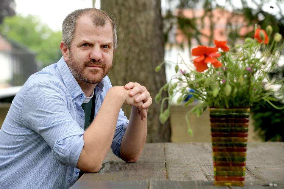 Ingo Putz ist der neue Schauspieldirektor des Zittauer Theaters.