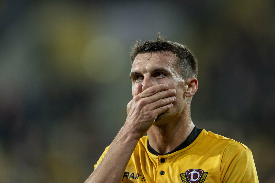 Philip Heise spielte von Januar 2017 bis Januar 2019 bei Dynamo, bevor er nach England ging. Nun ist er erneut zurück in Deutschland.