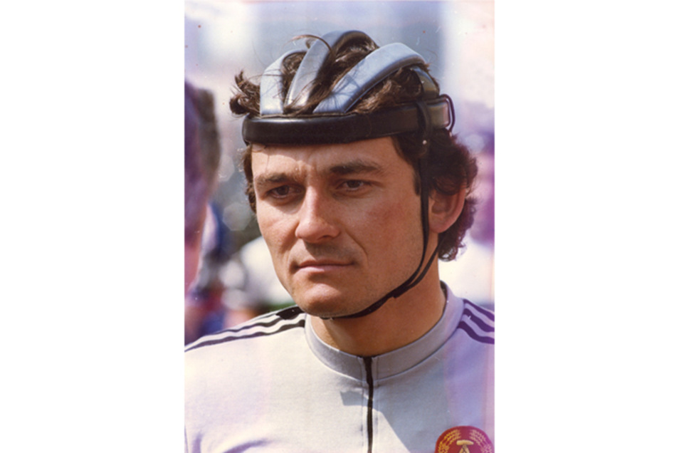 Thomas Barth war 1986 Kapitän der DDR-Mannschaft.