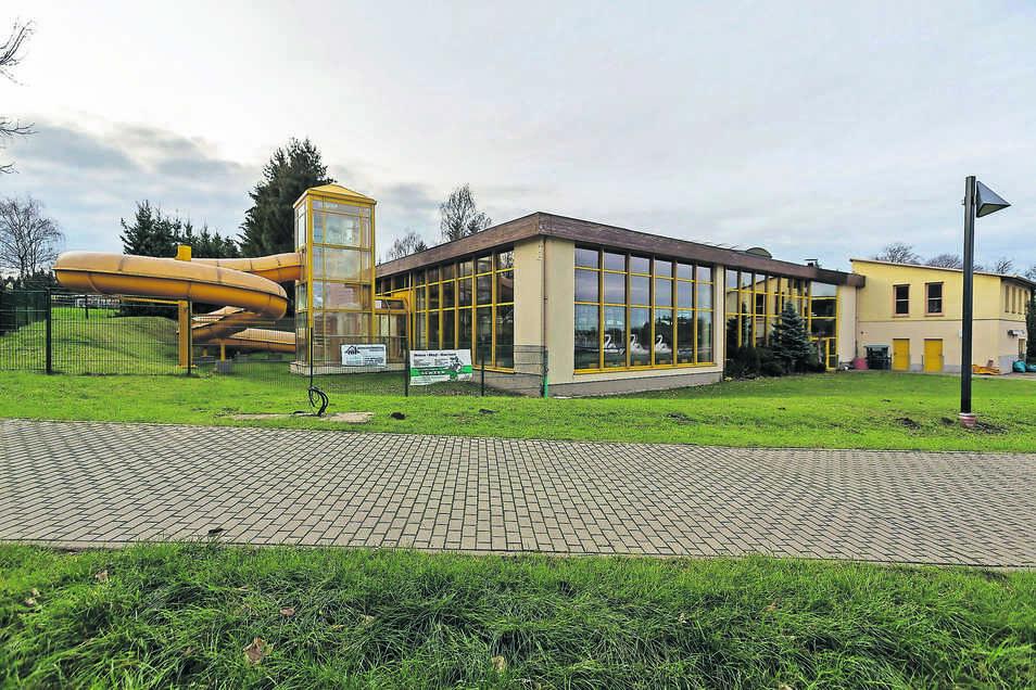 Das Erlebnisbad Paulsdorf schließt eine Woche für den Großputz.