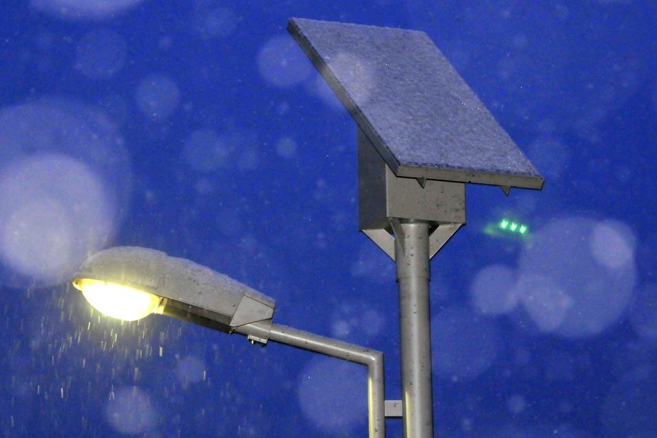 LED-Lampen sollen künftig in Ebersbach-Neugersdorf alle Straßen beleuchten.