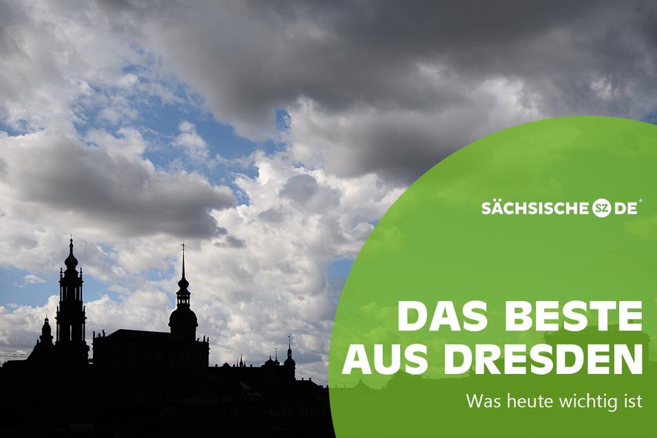 Lesen Sie, was Dresden heute bewegt hat.
