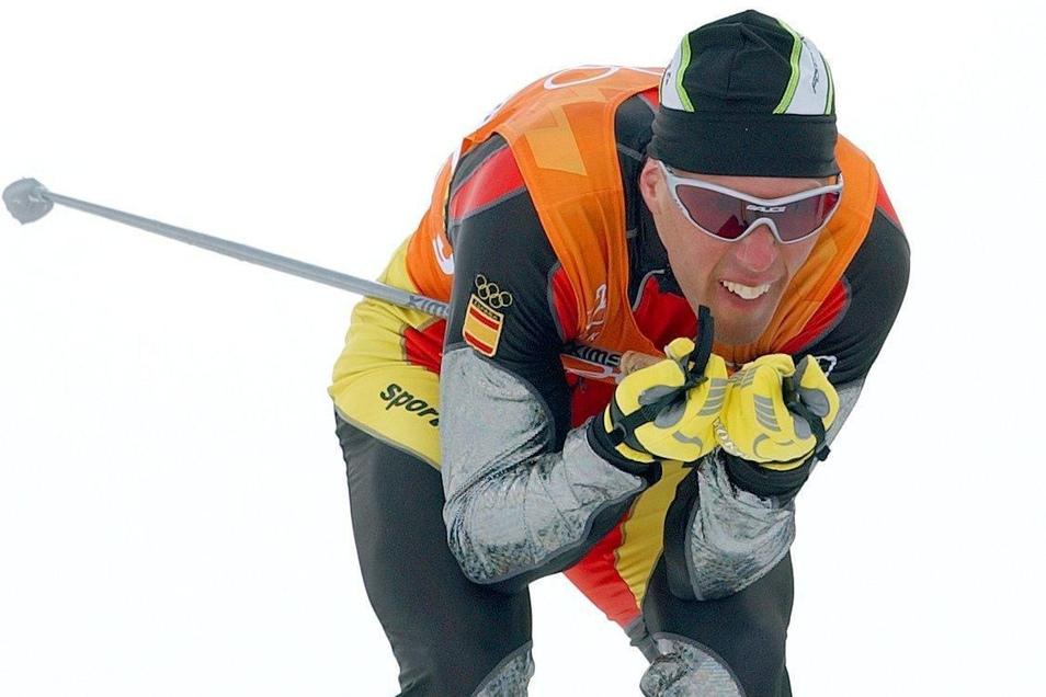 Johann Mühlegg ist einer der weltbesten Skilangläufer gewesen.