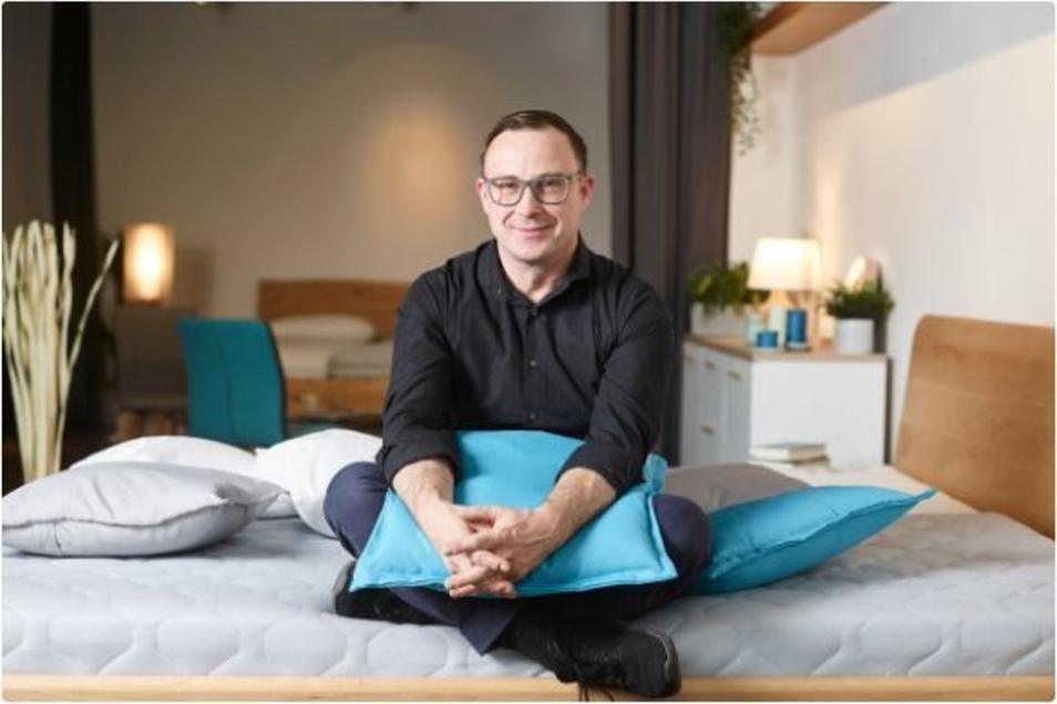 Bequemer und gesunder Schlaf? Eine Erfindung aus Sachsen macht es möglich.