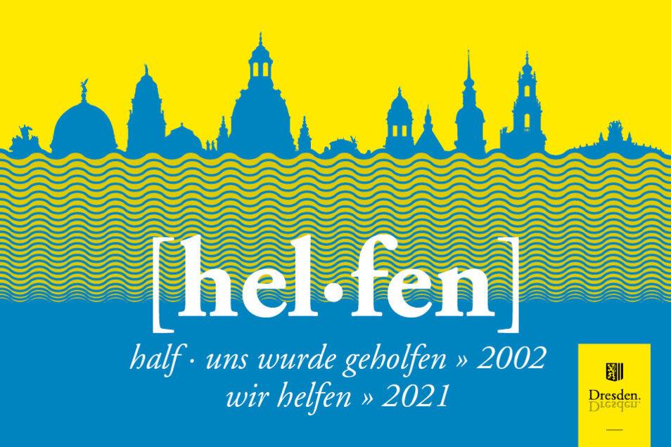 Dresden hat die bundesweite Fluthilfe von 2002 nicht vergessen und will nun den aktuellen Hochwasseropfern helfen.