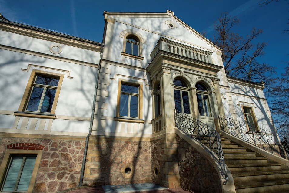 Auch die Villa Teresa wäre für Hochzeitsfeiern bereit.