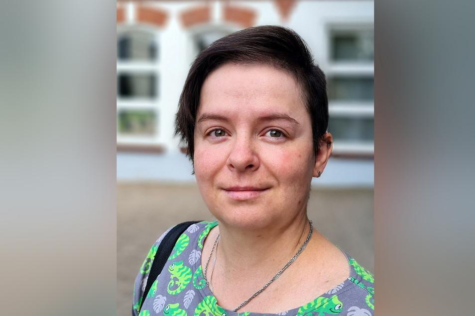 Umweltfragen treiben Theresa Moritz-Elstner aus Leisnig um.
