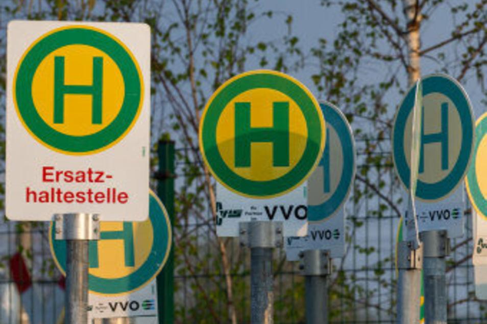 Fürstenwalde Kratzhammer bekommt eine Ersatzhaltestelle.